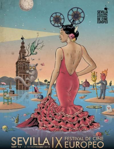 Sevlla European Film Festival poster